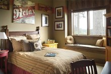Dream House Plan - Bedroom - 5100 Square foot Craftsman home