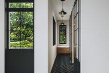 Craftsman Interior - Entry Plan #23-2724