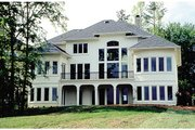 European Style House Plan - 5 Beds 4.5 Baths 5277 Sq/Ft Plan #453-39