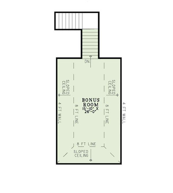 European Floor Plan - Other Floor Plan #17-2561