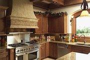 European Style House Plan - 4 Beds 3.5 Baths 3687 Sq/Ft Plan #70-925
