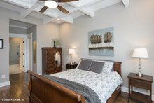 Dream House Plan - Traditional Interior - Master Bedroom Plan #929-770