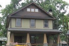House Plan Design - Craftsman Photo Plan #79-306
