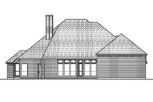 Traditional Exterior - Rear Elevation Plan #84-377