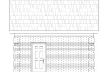 Dream House Plan - Country Exterior - Other Elevation Plan #932-218