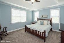 Ranch Interior - Master Bedroom Plan #929-881