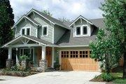 Craftsman Style House Plan - 4 Beds 2.5 Baths 1946 Sq/Ft Plan #48-115