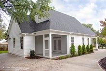 Craftsman Exterior - Rear Elevation Plan #929-84