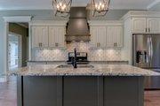 Craftsman Style House Plan - 3 Beds 2 Baths 2086 Sq/Ft Plan #430-172 Interior - Kitchen