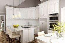 Dream House Plan - Craftsman Interior - Kitchen Plan #45-587