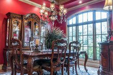 Home Plan - Craftsman Interior - Dining Room Plan #17-3391