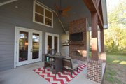 Craftsman Style House Plan - 3 Beds 3.5 Baths 2499 Sq/Ft Plan #119-367 Exterior - Outdoor Living