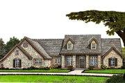 European Style House Plan - 4 Beds 2.5 Baths 2402 Sq/Ft Plan #310-652