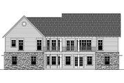 Craftsman Style House Plan - 3 Beds 2 Baths 1816 Sq/Ft Plan #21-366