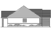 Architectural House Design - Traditional Exterior - Other Elevation Plan #5-113