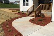 Farmhouse Style House Plan - 3 Beds 2 Baths 1416 Sq/Ft Plan #430-209