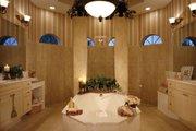 Mediterranean Style House Plan - 4 Beds 3 Baths 2908 Sq/Ft Plan #930-14 Interior - Master Bathroom