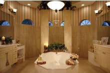 Mediterranean Interior - Master Bathroom Plan #930-14