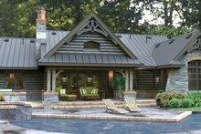 House Plan Design - Craftsman Photo Plan #120-180