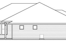 Home Plan - Ranch Exterior - Other Elevation Plan #124-856