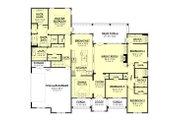 Farmhouse Style House Plan - 4 Beds 3.5 Baths 2751 Sq/Ft Plan #430-199 Floor Plan - Main Floor Plan