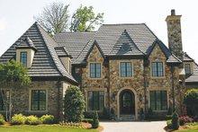 Dream House Plan - European Photo Plan #453-53