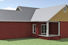 Home Plan - Country Exterior - Other Elevation Plan #44-183