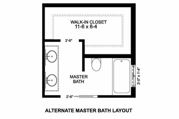 Dream House Plan - Farmhouse Floor Plan - Other Floor Plan #126-234