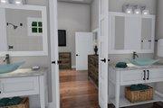 Farmhouse Style House Plan - 3 Beds 2.5 Baths 2504 Sq/Ft Plan #120-255 Interior - Master Bathroom