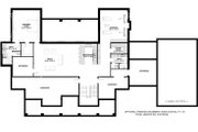 Farmhouse Style House Plan - 4 Beds 4.5 Baths 4728 Sq/Ft Plan #928-313 Floor Plan - Other Floor Plan