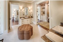 Country Interior - Master Bathroom Plan #928-1