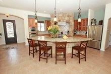 Dream House Plan - Mediterranean Interior - Kitchen Plan #80-151