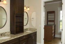 Home Plan - Master Bath - 4500 European style home