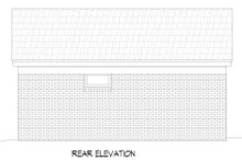 House Plan Design - Country Exterior - Front Elevation Plan #932-185
