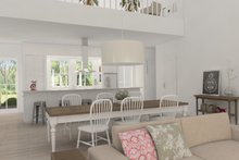 Farmhouse Interior - Dining Room Plan #888-7