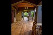 Craftsman Style House Plan - 7 Beds 8.5 Baths 8515 Sq/Ft Plan #132-218 Exterior - Covered Porch