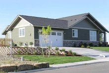 Dream House Plan - 1900 square foot Craftsman Home