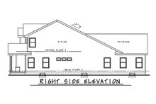 Craftsman Exterior - Other Elevation Plan #20-2359