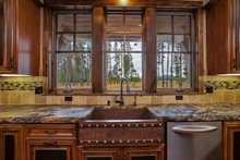 Craftsman style house design, kitchen photo