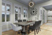 Architectural House Design - Farmhouse Interior - Dining Room Plan #1060-48