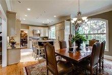 House Design - Country Interior - Kitchen Plan #137-148