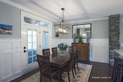 Craftsman Style House Plan - 4 Beds 3 Baths 2533 Sq/Ft Plan #929-24 Interior - Dining Room