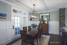 House Plan Design - Craftsman Interior - Dining Room Plan #929-24