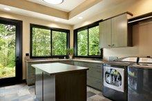 Modern Interior - Laundry Plan #132-221