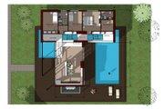 Modern Style House Plan - 3 Beds 2 Baths 1380 Sq/Ft Plan #473-2 Floor Plan - Upper Floor