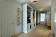 Farmhouse Interior - Entry Plan #928-310