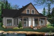 Craftsman Style House Plan - 3 Beds 2.5 Baths 2221 Sq/Ft Plan #23-2709