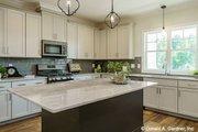 Craftsman Style House Plan - 3 Beds 2 Baths 1747 Sq/Ft Plan #929-1038 Interior - Kitchen