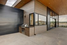 Modern Exterior - Outdoor Living Plan #892-32