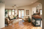 Traditional Style House Plan - 3 Beds 2 Baths 1919 Sq/Ft Plan #20-619 Photo